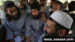 The Afghan authorities have been releasing Taliban prisoners.