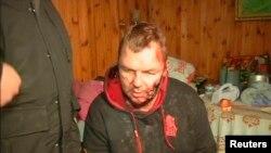 Дмитрий Булатов в больнице в Киеве
