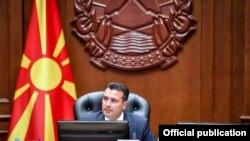 Седница на македонската влада