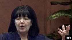 Mira Marković, foto iz 2000. godine
