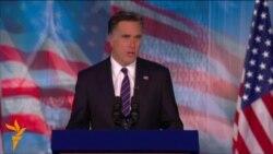 Мітт Ромні визнає поразку і вітає переможця