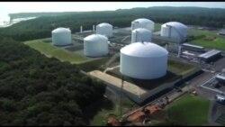 Экспорт вместо импорта - у Америки свои планы на газ