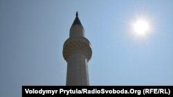 Мечеть Орта-джамі в Бахчисараї, архівне фото
