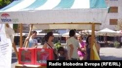 Obilježavanje Svjetskog dana mladih, Zagreb, 12. kolovoza 2010, Foto: Enis Zebić