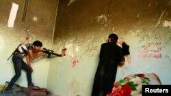 شورشیان مخالف اسد در حلب