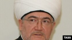 Ravil Gainutdin, the head of Russia's Council of Muftis