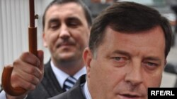 Odbijena je molba Milorada Dodika da SNSD postane dio saveza evropskih socijaldemokrata, u koje je primljen SDP BiH