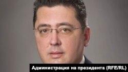 Пламен Узунов, секретар по правни въпроси и антикорупция на президента Румен Радев