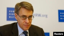 Human Rights Watch-ի գործադիր տնօրեն Քենեթ Ռոթ, արխիվ