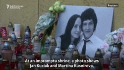 Slovakia In Crisis After Journalist's Killing