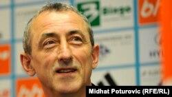 Selektor BiH reprezentacije Mehmed Baždarević