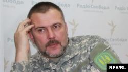 Народний депутат, командир полку «Дніпро-1» Юрій Береза