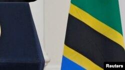 د تانزانیا ملي بیرغ