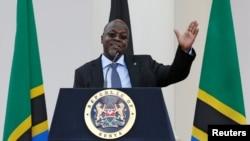Президент Танзании Джон Магуфули.