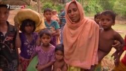 Burma Violence Sparks Rohingya Exodus