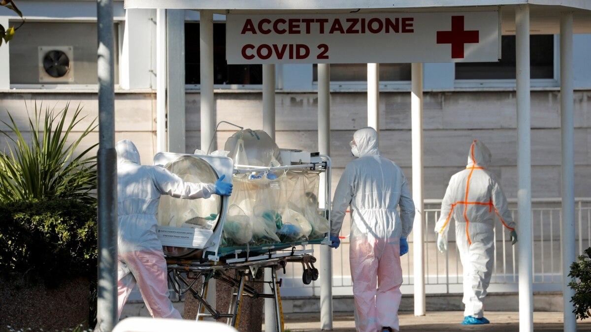 Число умерших от COVID-19 в мире превысило 10 тысяч