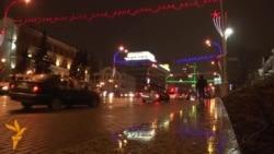Актывіст зладзіў пэрфоманс — «самаспаленьне» у цэнтры Менску і яго не затрымалі
