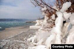 Snijeg u Dalmaciji, Foto Roni Brmalj, Novi list