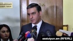 Հայաստանում մարդու իրավունքների պաշտպան Արման Թաթոյան, արխիվ
