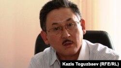 Бигелді Ғабдуллин. Алматы, 6 тамыз 2010 жыл.