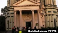 Органний зал у Дніпрі