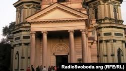 Будівля органного залу у Дніпрі