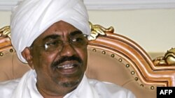 Судан Президенти Умар Ал-Башир.