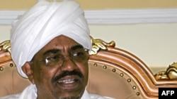 Sudan -- President Omar al-Bashir in Khartoum, 04Mar2009