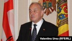Президент Молдови Ніколає Тімофті