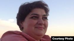 Azerbaijan - RFE/RL Azerbaijani journalist Khadija Ismayilova, undated