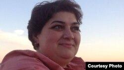 Azerbaijan - RFE/RL Azerbaijani Service journalist Khadija Ismayilova.