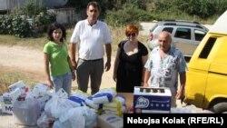 Pomoć nevladinih organizacija Borislavu Hamoviću