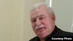 """Лех Валенса - основатель всепольского независимого профсоюза """"Солидарность"""""""