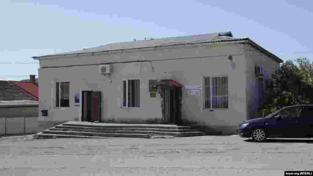 Стара будівля пошти тепер ділить приміщення з «Моїми документами»