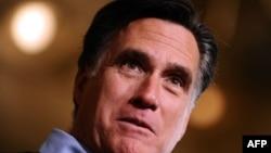 Митт Ромни - один из лидеров предвыборной гонки у республиканцев