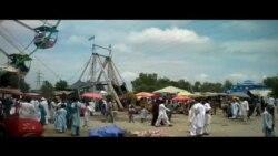 Eid celeberation in Chrsada Serdarab
