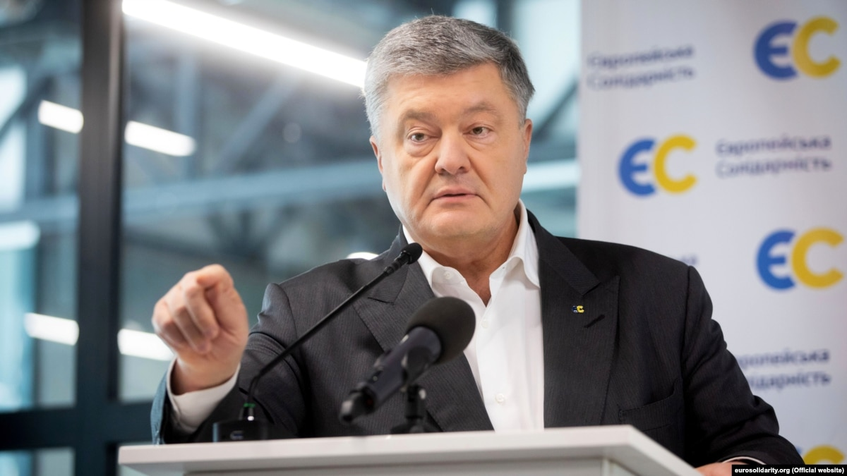 Poroshenko Fails To Show Up For Lie Detector Test