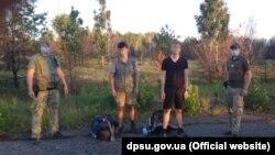 Затриманих громадян Німеччини оштрафували