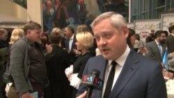 В ООН выставлены рисунки украинских детей