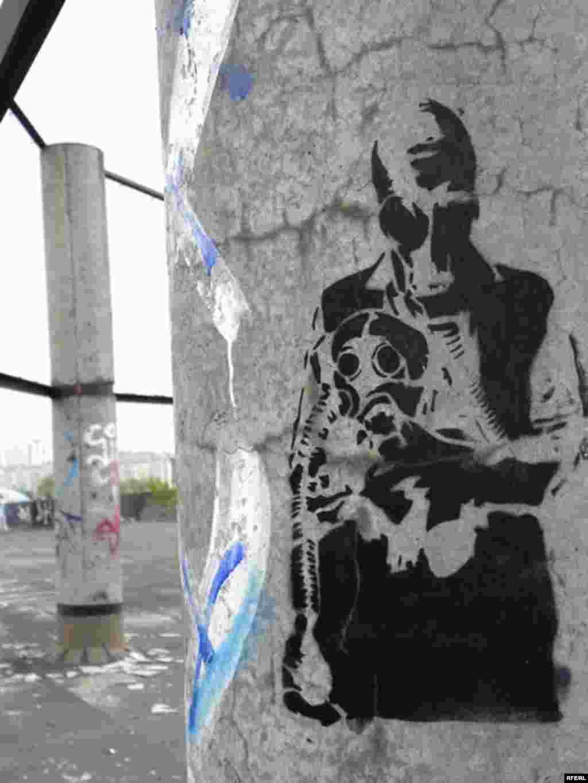 La Minsk, spray-ul mai puternic decît spada #3