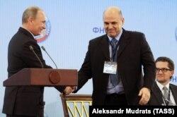 W.Putin M.Mişustini PM wezipesine teklip etdi.