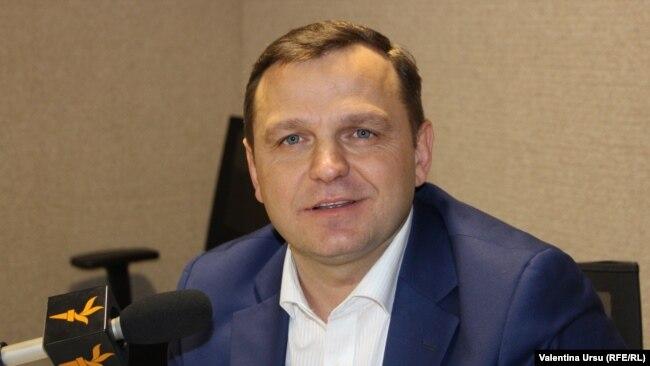 """Andrei Năstase, candidatul Prtidului """"DA"""" & PAS la primăria Chișinău"""