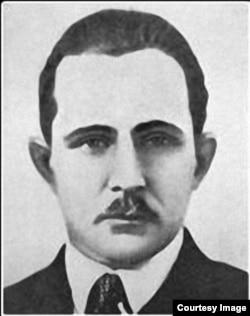 Мікалай Галадзед, скончыў жыцьцё самагубствам на допыце