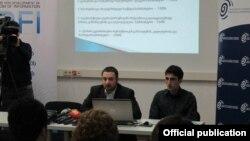В фонде «Открытое общество – Грузия» заявили, что совместно с Минюстом разрабатывается законопроект о создании независимого органа, который будет вести контроль за тем, чтобы госучреждения не утаивали публичную информацию