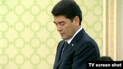 Türkmenistanyň öňki wise-premýeri Hojamuhammet Muhammedow.