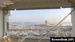 Beirut, oraș devastat de exploxiile de marți, 4 august 2020.