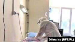 22 август куни 349 кишида пневмония аниқланиб, жами беморлар сони 21 минг 113 нафарга етди.