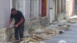 """""""Üstü bəzək, altı təzək"""" binalar"""