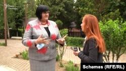 Депутатка від «КМКС» Ільдіко Орос розповідає, що не вивчала українську мову, тому що жила в СРСР