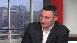 Віталій Кличко про підготовку до Євробачення, сучасні технології та скандальні забудови